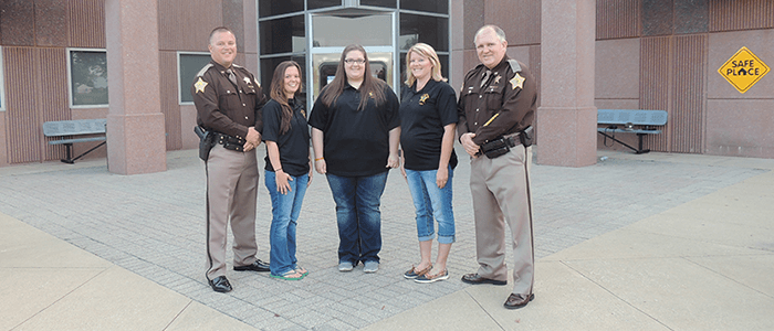 Harrison County Sheriff's Administrative Office