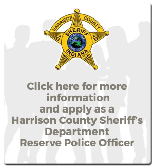 Join the Harrison County Police Reserves!
