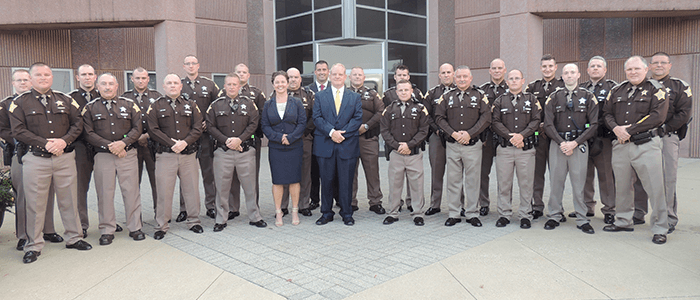 Harrison Co Indiana Sheriff's Dept